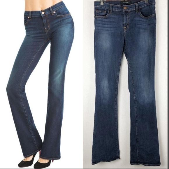 J Brand Denim - J Brand Slim Boot Leg Jeans In Veruca Size 29
